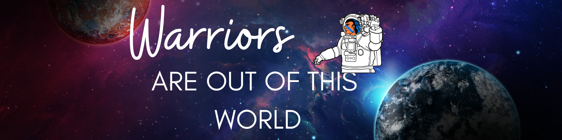 warriors are out of this world
