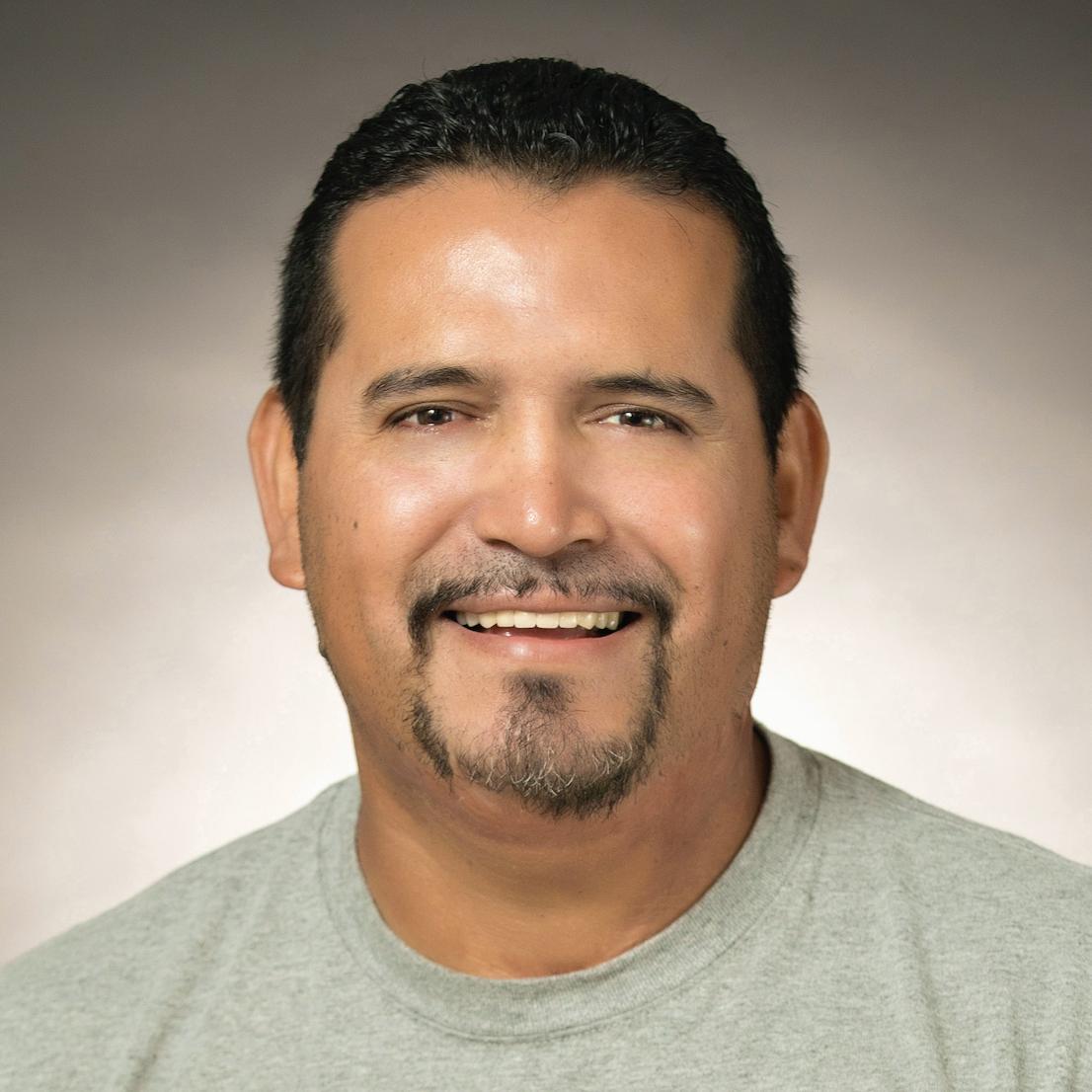 Photo of Selvin Estrada, Lead Maintenance