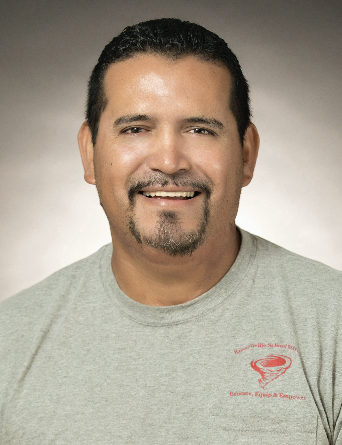 Photo of Selvin Estrada, Lead Maintenance