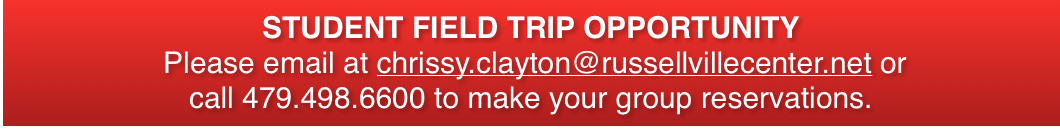 Student Field Trip Opportunity