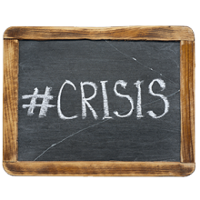 #CRISIS