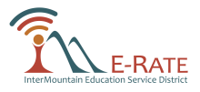 E-RATE INTERMOUNTAIN EDUCATION SERVICE DISTRICT