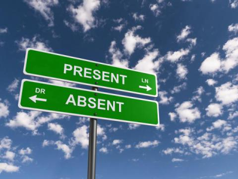 PRESENT - ABSENT SIGNS