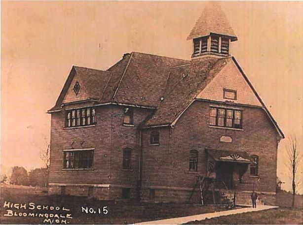 1862 Bloomingdale School