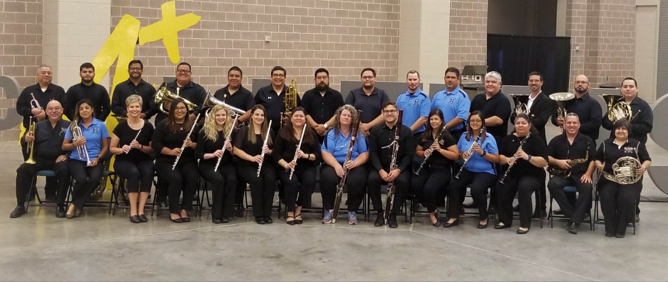 McAllen ISD Band Teaching Staff