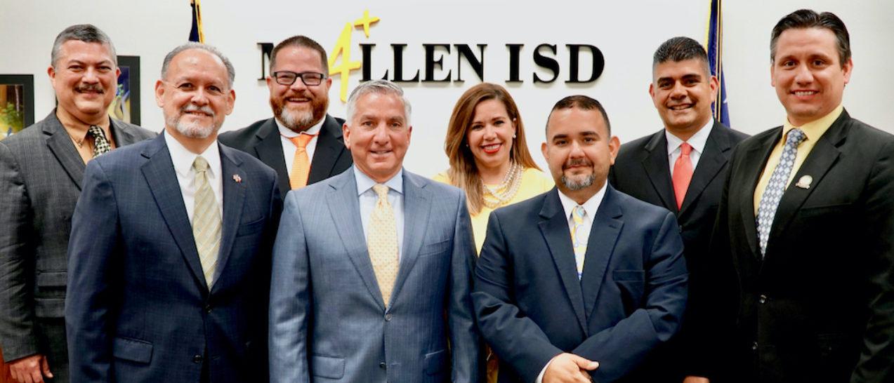 McAllen ISD School Board