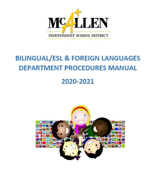 Bil-ESL-FL Procedures Manual