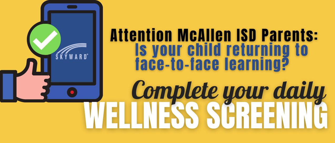 McAllen wellness check