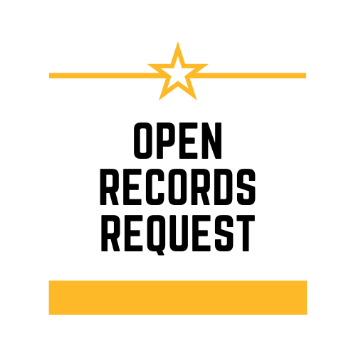 Open Records Request Image