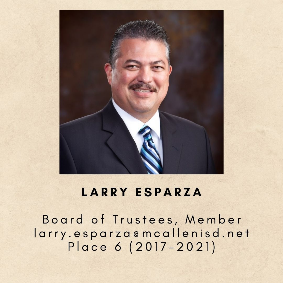 Larry Esparza Photo