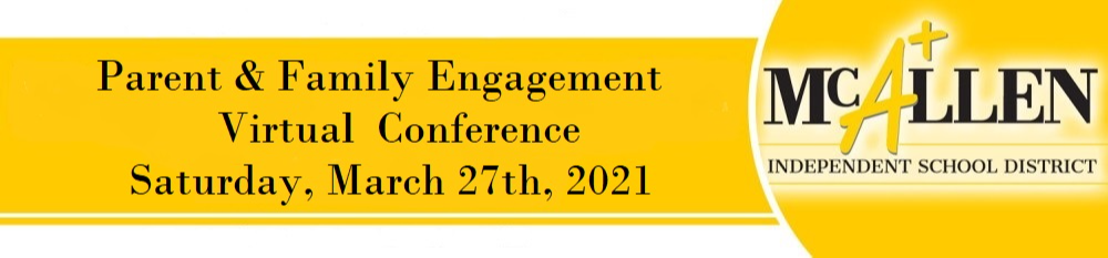 Parent & Family Engagement Confernce Logo