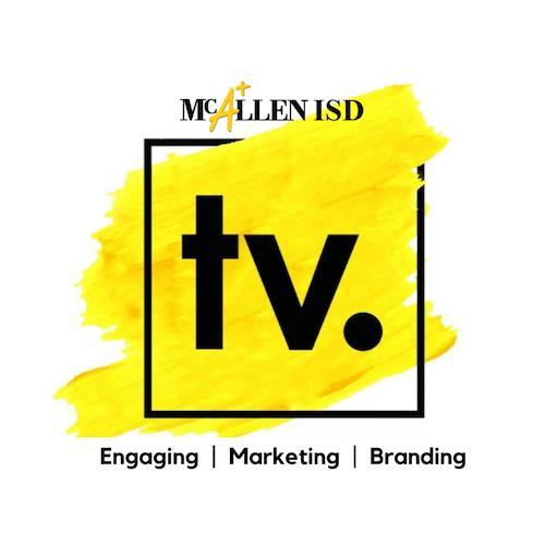 McAllen ISD Television logo
