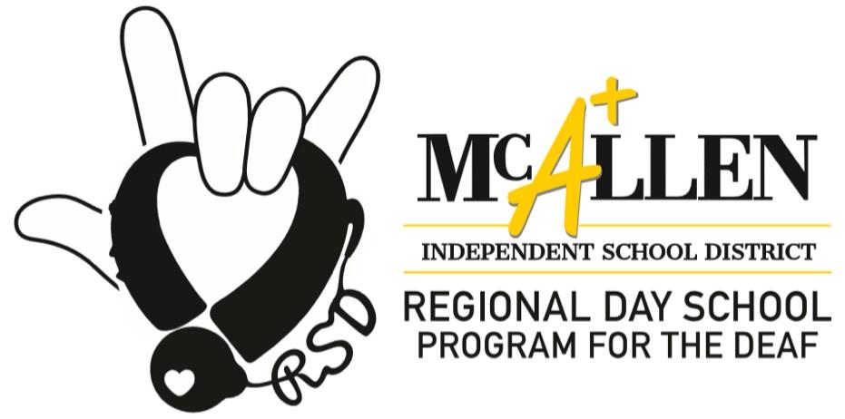 Regional Day School Program for the Deaf logo