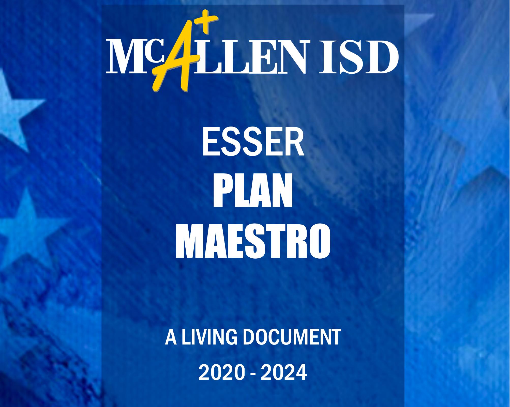 ESSER III Master Plan v.1