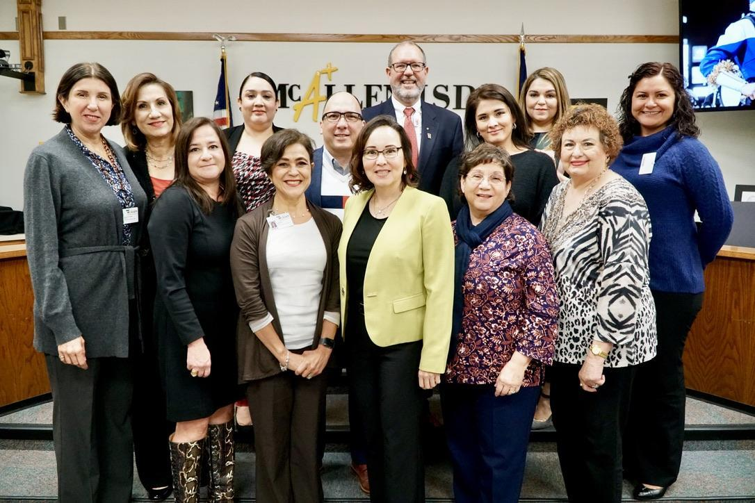 Instructional Services Division team