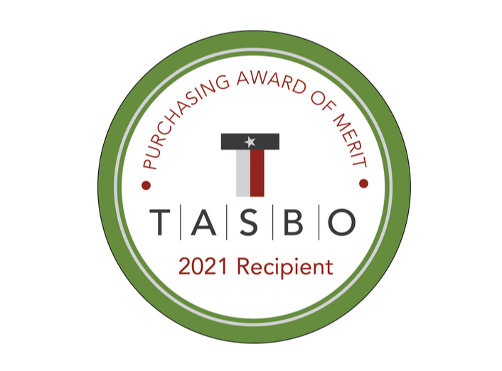 2020 Achievement of Excellence in Procurement Award