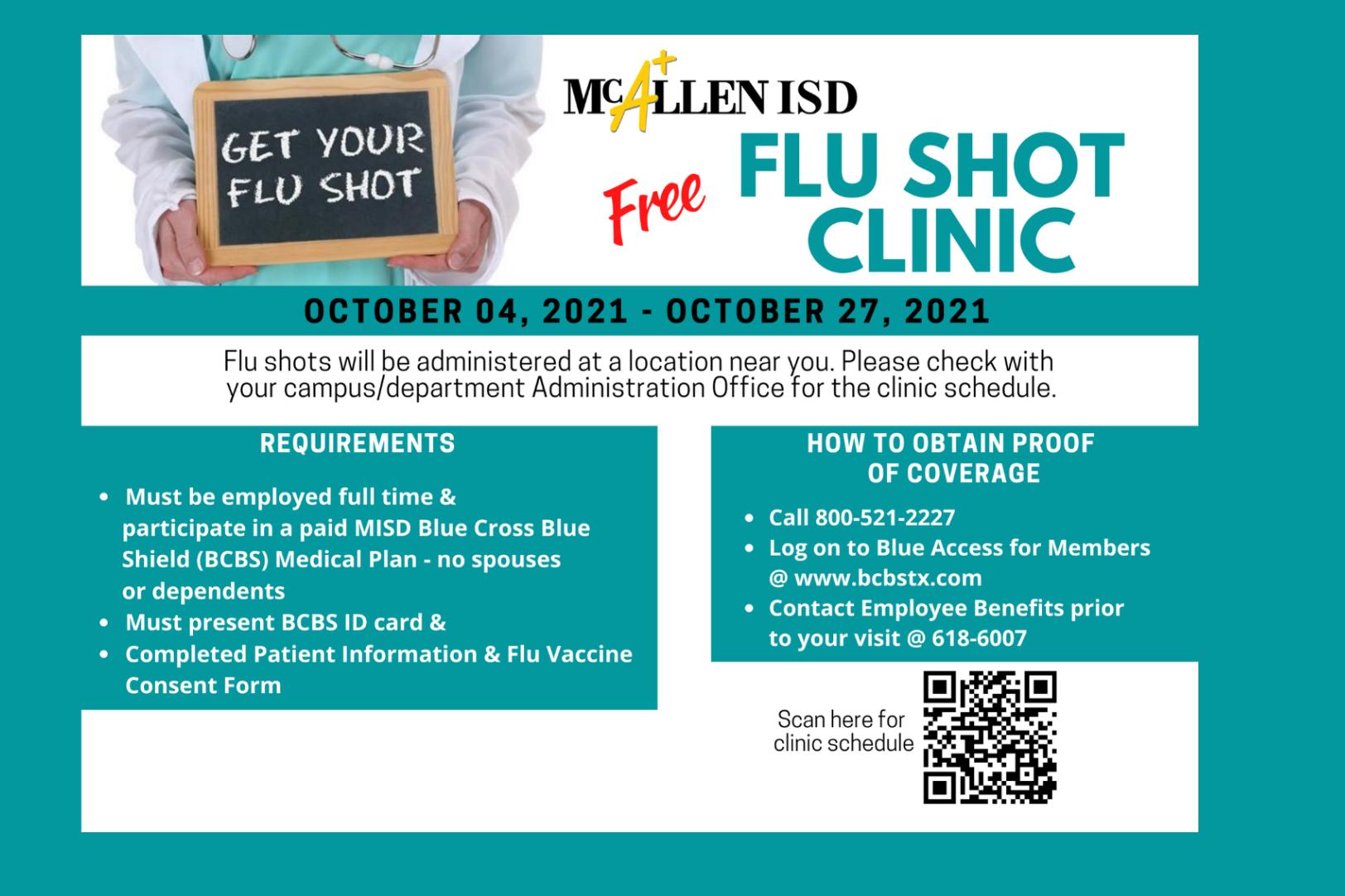 2021 Flu Shot