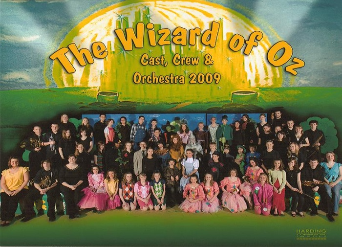 Cast and Crew of The Wizard of Oz
