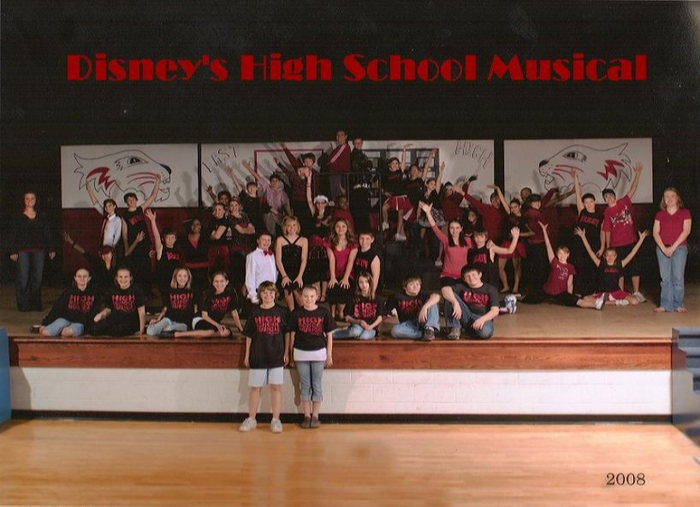 Cast and Crew of Disney's High School Musical