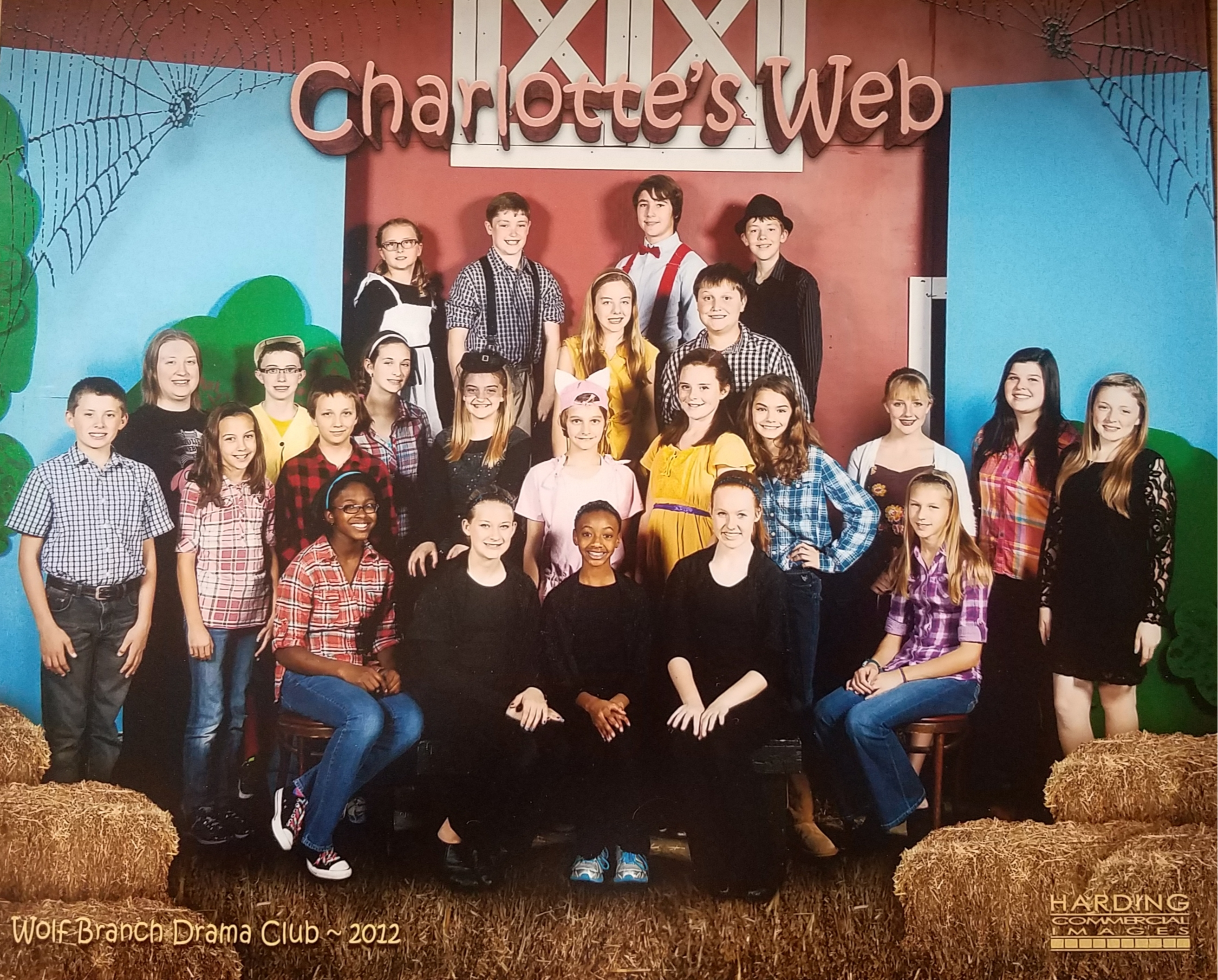Cast and Crew of Charlotte's Web