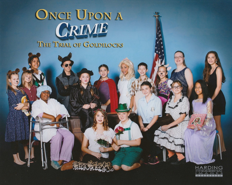 Cast and Crew of Once Upon a Crime: The Trial of Goldilocks