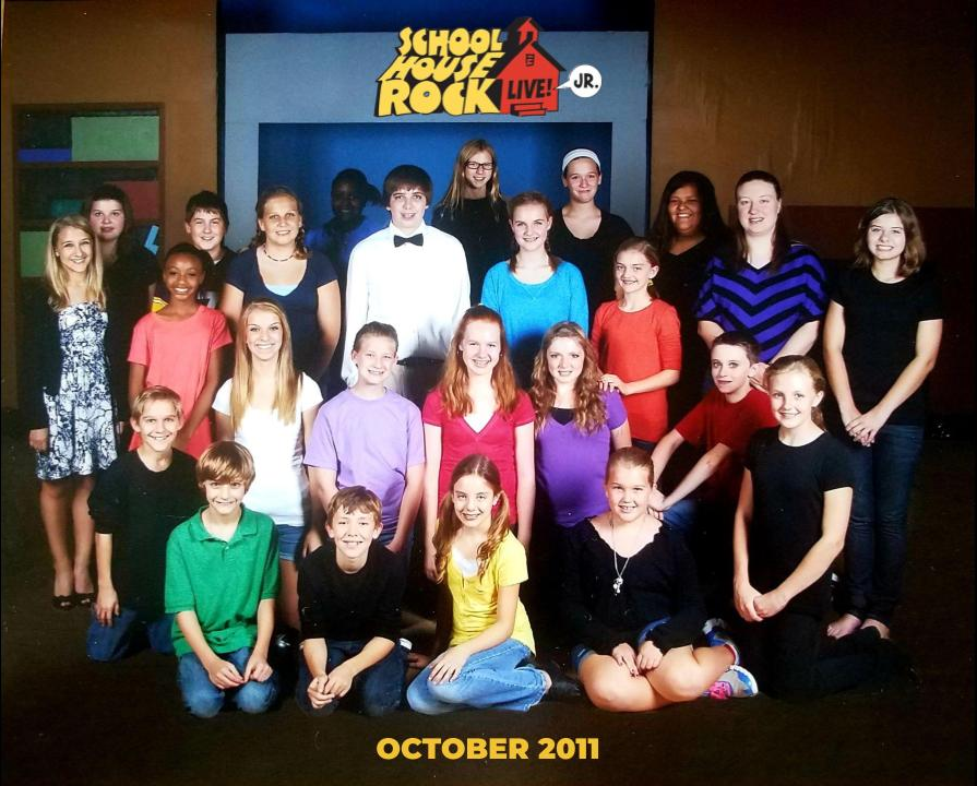 Cast and Crew of School House Rock