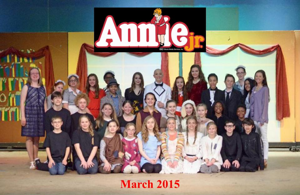 Cast and Crew of Annie