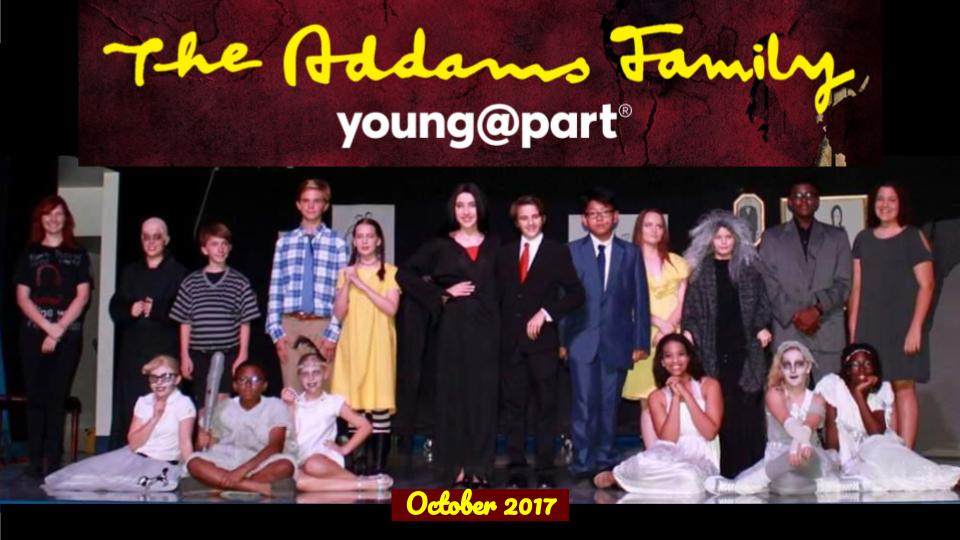Cast and Crew of The Addams Family