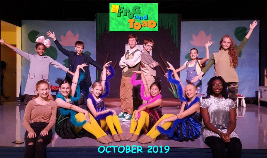 Cast and Crew of A Year with Frog and Toad