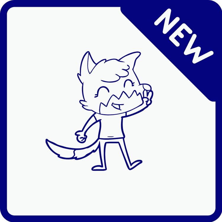 New Student/Preschool Registration Wolf icon