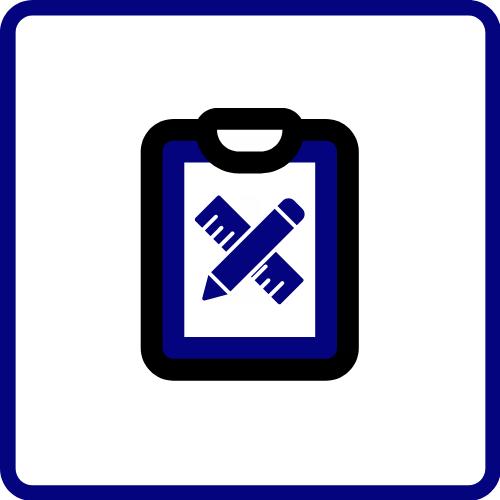 School Supplies List icon