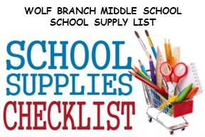 Middle School Supply Logo