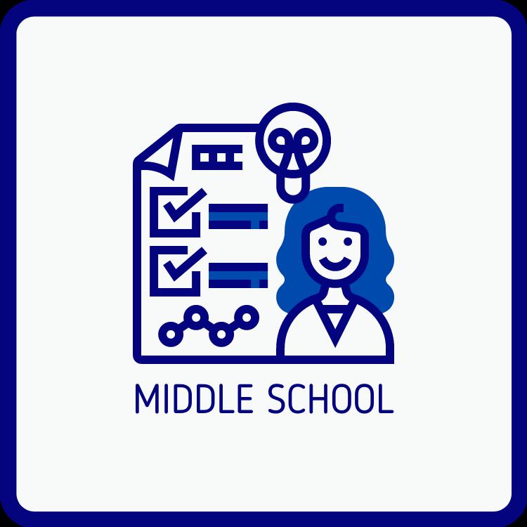 Middle School Teacher Schedule