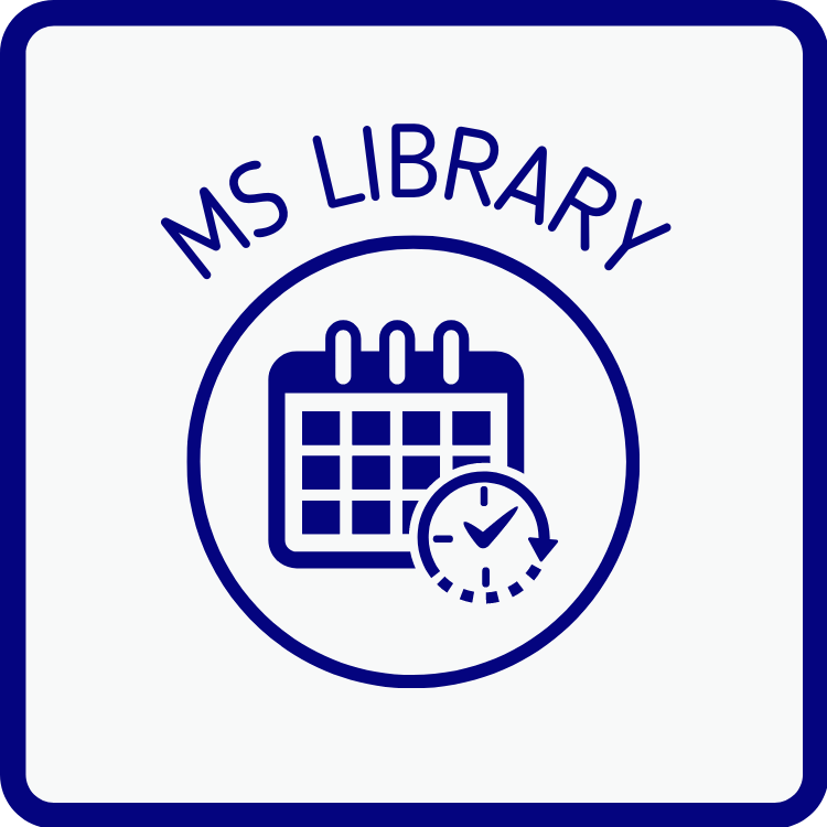 MS library schedule