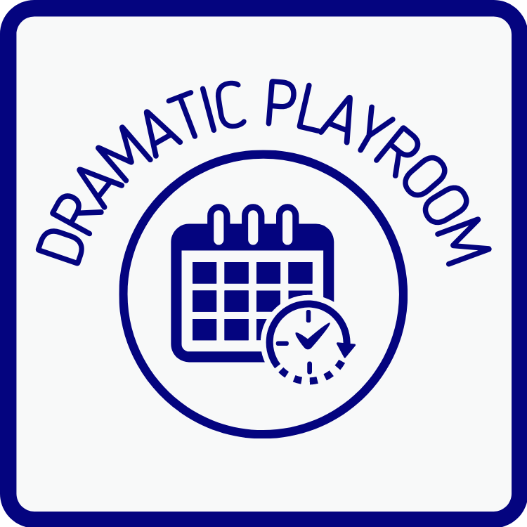 Dramatic Playroom Schedule