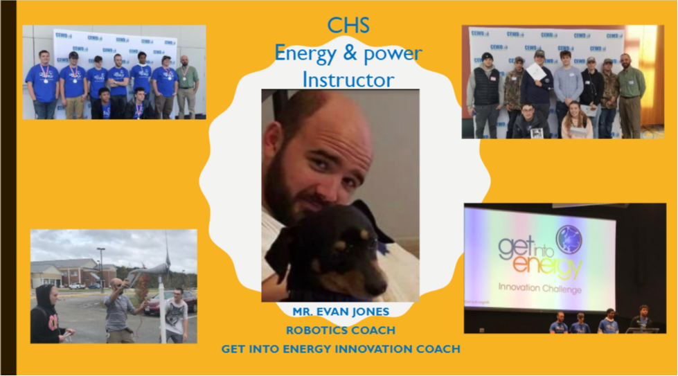 energy and power instructor