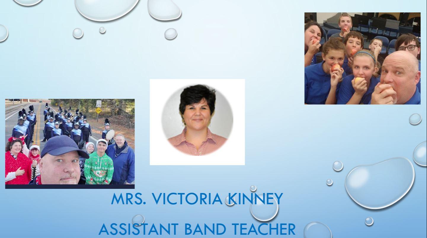 assistant band teacher
