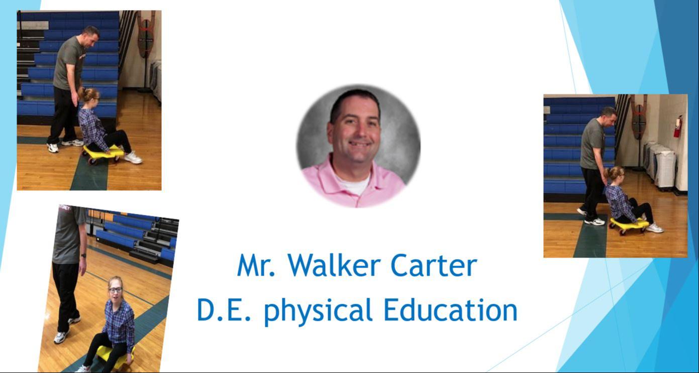 Physical Education DE