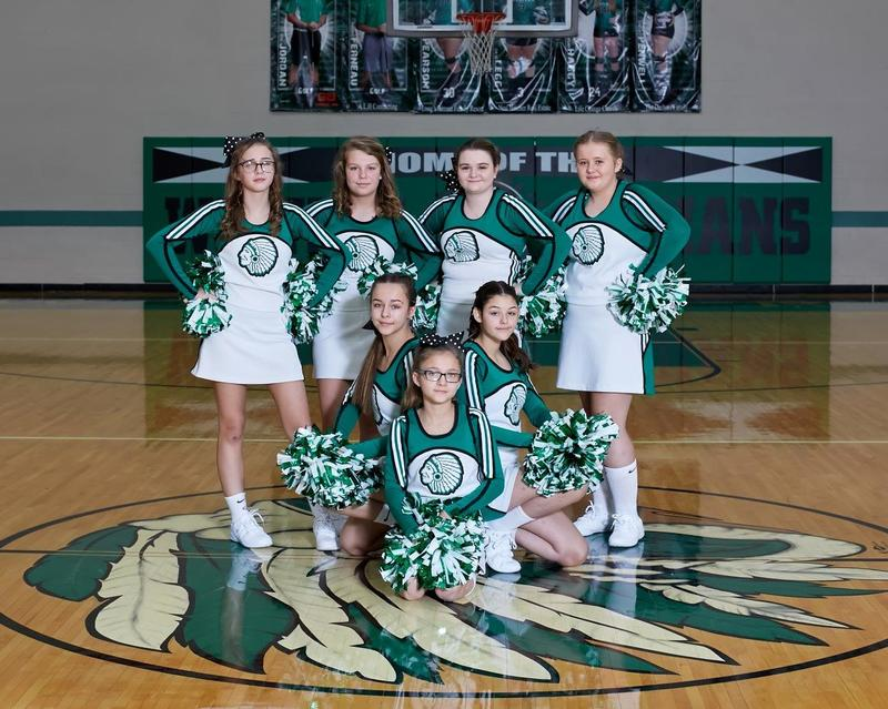 JH Cheerleading 2019-20