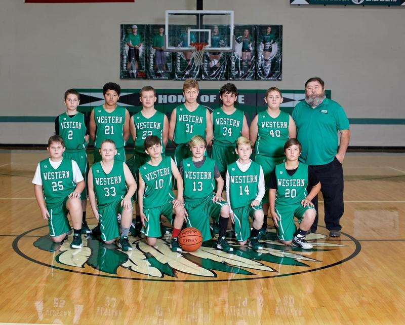 JH Boys White Team 2019-20