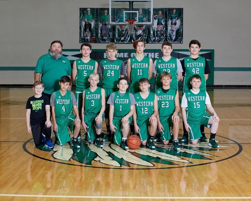 JH Boys Green Team