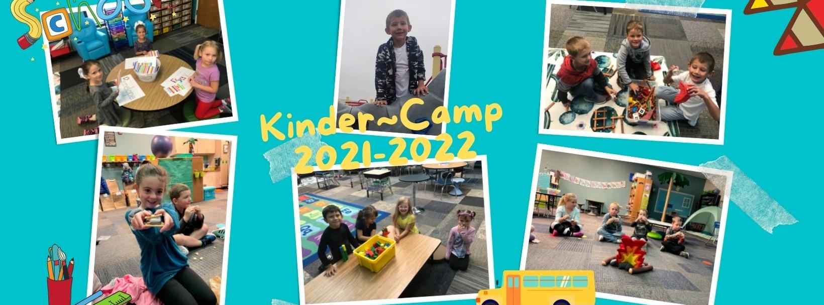 Kinder~Camp