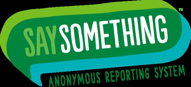 Say Something Logo