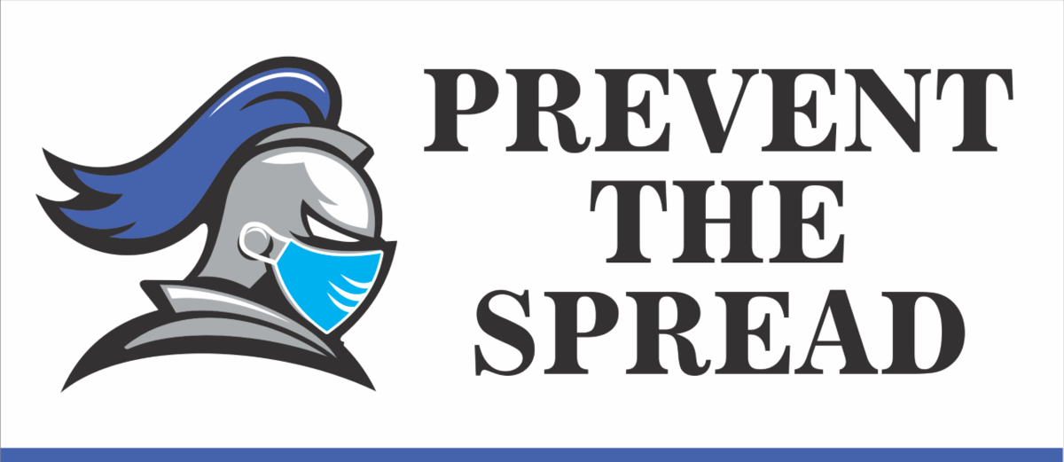 prevent the spread - wear a mask