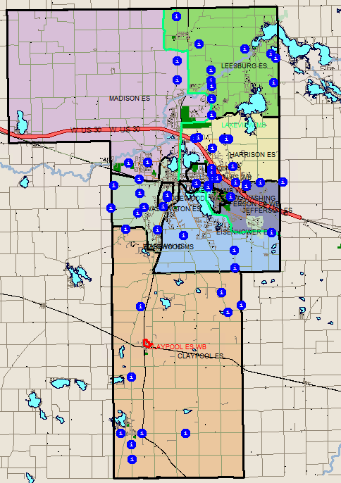 District Map April 2021