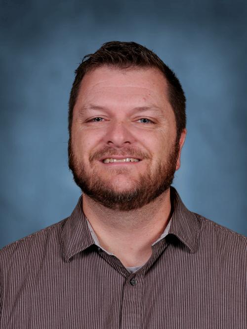 Counselor Pete Barnett