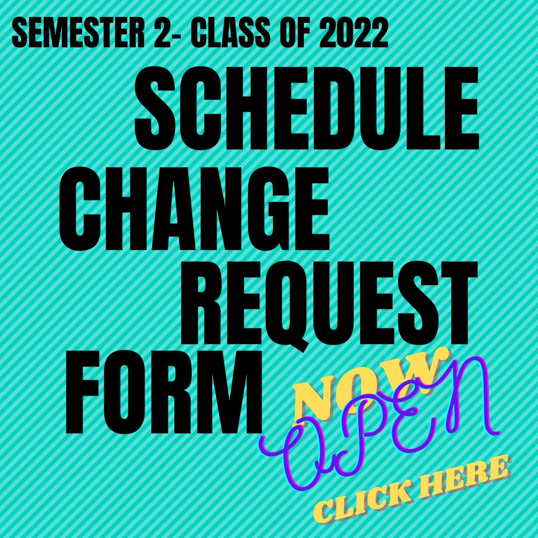 Semester 2 - Class of 2022