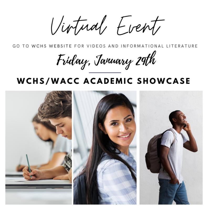 WCHS/WACC Academic Showcase