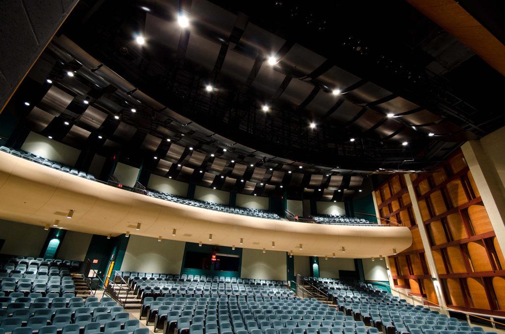 Performing Arts Center Auditorium