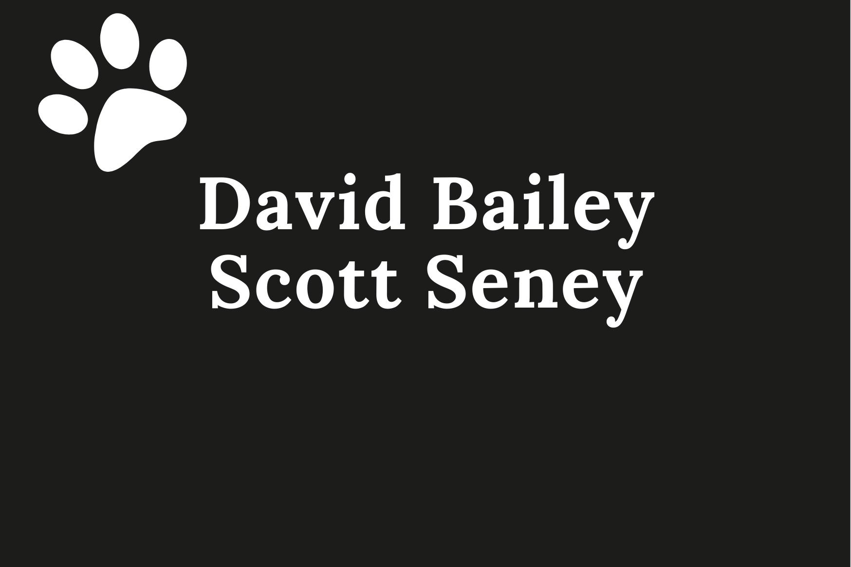 class of 2022 david bailey scott seney